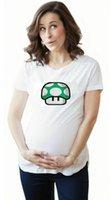 baby maternity clothing - Baby Peeking Out Funny Pregnant Shirts Cotton Maternity Tops Camisetas Para Embarazadas Fashion Women Pregnant Clothes