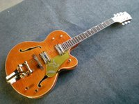 beauty cakes - Top Musical instruments Orange Falcon Beauty Jazz Guitar From China HOT of sell like hot cakes