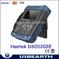Wholesale Hot selling Hantek DSO1202E Oscilloscope DMM High Bandwidth MHz Digital Oscilloscope GS s Sample Rate M Memory Depth