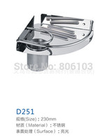 bars project - Thick stainless steel bathroom shelf towel bar high standard for projects