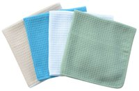 waffle weave kitchen towels - Microfiber Waffle Weave Kitchen Towels Dish Drying Fast Towels Ultra Abersorbent Dish Cloths quot x16 quot Assorted Colors