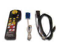 axis encoder - Freeshipping Mach3 handwheel CNC USB Axis Handwheel USB Controller rotary encoder electronic handwheel high quality