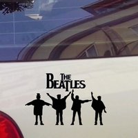 beatles car stickers - beatles High Quality Waterproof Car Stickers and Vinyl Decals Funny stickers