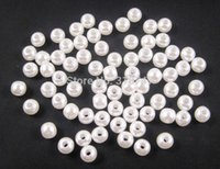 Wholesale Hot selling mm DIY Pearl Loose Beads ABS Round Pearl beads
