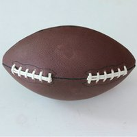 ball training machine - adult professional training rugby football ewing machine quality american rugby toy small rubber ball rugby