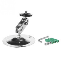 Wholesale Surveillance Security CCTV Camera Wall Mount Bracket Ceiling Stand Silver