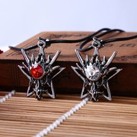 angels pen - freeshipping fashion Pentacle pentagram necklace leading right Zhi long trend domineering personality titanium steel pen fashion