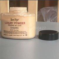 banana names - DHL Newest Brand Name Makeup Ben Nye Luxury Powder Maquiagem Poudre De Luxe Banana Loose Powder g