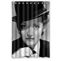 bette davis - custom x72 hot sale waterproof high quality bath curtain popular Bette Davis shower curtain