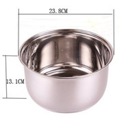 barrel mold - 4L stainless steel ice beer barrels ice buckets dessert pan baking tools cake mold beat egg tray KG piece