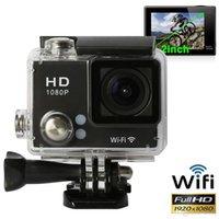 Wholesale New SJ4000 P Full HD Wifi Wireless M Waterproof HDMI Helmet Action Sports Camera Video Recorder