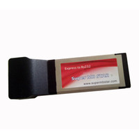 Wholesale New High Speed Express Card For Super MB Star Top Express TO RS232 Serial Port Card