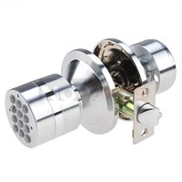 Wholesale USA Stainless steel Keyless Electronic Code Digital Card Keyless Keypad Waterproof Security Entry Door Lock for