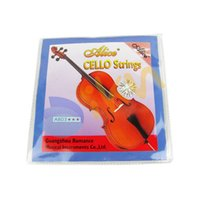 Wholesale Alice Cello String Set Cello Strings Nickel Silver Wound for Set