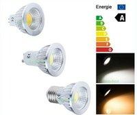 down light mr16 - CREE GU10 W W W V COB Dimmable Led Spot Bulbs Lights Angle E27 E26 MR16 GU5 High Bright Led Down Lights Cool Warm White V
