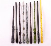 Wholesale 50pcs New Hot LED Wand Deathly Hallows Hogwarts Collection Wizard Harry Potter Magic Wand
