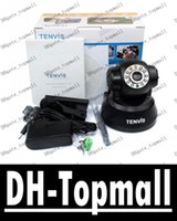 Wholesale CCTV W Tenvis Surveillance Ip cameras UPDATE VERSION Wireless IR Network Security ip Camera Night Vision David