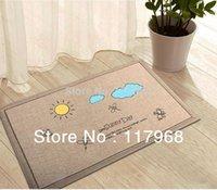 floor mat - Superabsorbent Anti slip Cartoon Door Mat Modern Creative Home Decorative Bathroom Kitchen Bedroom Floor Mat