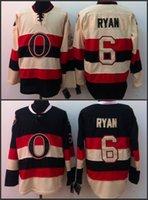 big red linen - Cheap Ottawa Bobby Ryan Hockey Jerseys Heritage Classic Cream Big O Black Home Red Authentic Bobby Ryan Stitched Jersey