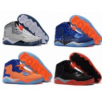 denim fabric - Cheap SPIKE FORTY Pe Sneakers Mens Lee Basketball Shoes