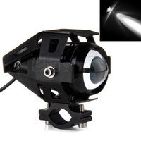 Wholesale 2 X W CREE XML T6 LED Spotlight Fog Lamp Headlight Motorcycle Waterproof New