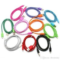 Cheap Weave cable Date line Best Colorful Weave cable line