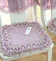 bench cushion cloth - Limited Cadeiras Chair Cover Fashion Rural Chair Cushion lace Cloth Art And Cushions Bench Seatalmofada The Cushion Covers