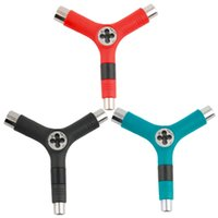 Wholesale New Arrival New Professional Skateboard Y Type Tool Portable Wrench Spanner Tool