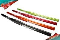 Wholesale xc am mountain bike straight handlebar PH275 length mm mm black orange red green