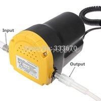 Wholesale 12V Oil for Diesel Fluid Sump Extractor Scavenge Exchange Transfer Pump Car Motorbike New pc A2