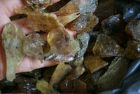 amber fossils - Natural Raw Rough Copal Amber Fossil with Insects Crystal Specimen Madagascar