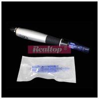 amazing mark - Amazing new release Auto Dr pen Vibration Electric Dermaroller Skin Rejuventation Derma pen With Needle Cartridges