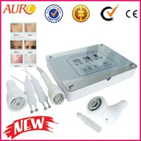 ampoule machine - New product ampoules for needle free mesotherapy microcurrent skin facial lifting salon use beauty machine Au T01