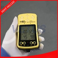 Wholesale 4 in gas detector AS8900 AS for xygen Hydrothion Carbon monoxide Combustible detector multi function
