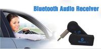 Nouveaux mains d'arrivée gratuitement audio sans fil Bluetooth de voiture EDUP V 3.0 émetteur récepteur de musique stéréo noir avec la boîte de détail bateau libre