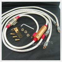 Wholesale NEW ARRIVAL Universal HK S Style MM Dia White Grounding Cable Wire Kit
