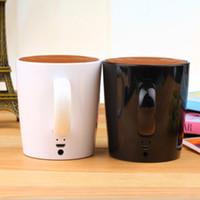 audio words - Unique tea cup speaker bluetooth speaker Wireless speaker records in word as gift wireless speaker