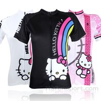 jersey shop - HelloKitty women s cycling clothing cycling jersey cycling clothes china mountain bike jersey bicycle clothes free shopping