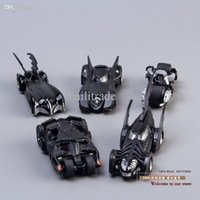 Wholesale DC Tomica Limited TC Batman Metal Batmobile Collectible Model Toys cm quot set New in Box HRFG174