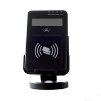 blank cd - new ACS ACR1222L VisualVantage USB NFC Contactless Reader with LCD M1 S50 Blank Cards SDK CD