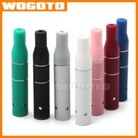 Cheap Ago G5 Dry Herb Atomizer Wax Vaporizer E Cigarette Clearomizer Tank fit Ego EVOD Ecig Series Battery DHL Free to US EU Market