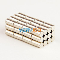 Wholesale Super Strong Round Bar Cylinder Magnet X mm Rare Earth Neodymium order lt no track