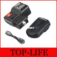 Wholesale WANSEN WSPTNE0411 PT NE Channels Wireless Remote Speedlite Flash Trigger Receiver with Umbrella Socket