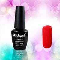 best nail varnish - Varnishes best quality Ibd gel nail polish Color uv gel nail for nail art colors top base