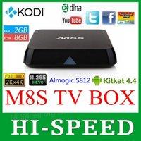 Cheap androd tv box Best M8S TV BOX