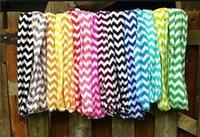 chevron scarf - 15 colors New Big Size Stylish Fashion Gemetric ZigZag Pattern Chevron Infinity Scarf scarves wraps180x90cm
