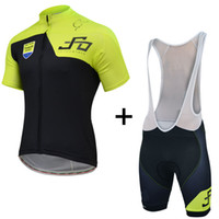 Wholesale 2015 TINKOFF SAXO BANK PRO TEAM PETER SAGAN SHORT SLEEVE CYCLING JERSEY SUMMER CYCLING WEAR ROPA CICLISMO BIB SHORTS GEL PAD SET SIZE XS XL