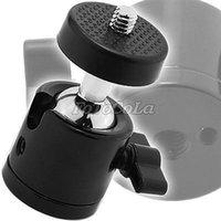swivel ball mount - Mini metal degree swivel camera tripod ball head ballhead quot screw mount