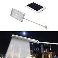 mini solar light garden - High Brightness SMD Beads Solar Lights Solar Powered Mini Street Lamp With Flexible Extension For Corridor Courtyard Outdoor Lighting