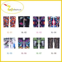 Wholesale High Quality Quick Dry Leg Protect Warmer for Cycling Exercise Compression Recovery Stretch shin guards